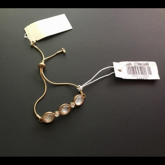 Cathering Stein Designs Accessories - cathering stein designs Bracelet  3 white stones.